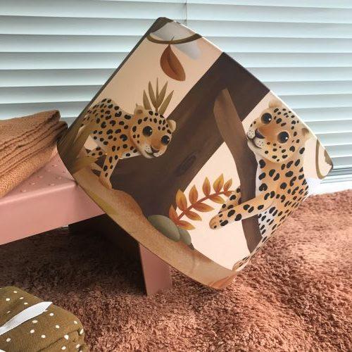 Dierenprints en jungle items voor moeder en kind